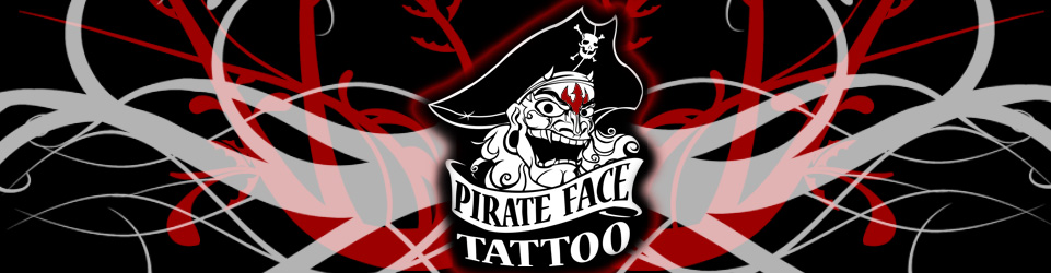 Pirate Face Tattoo Promo-Codes